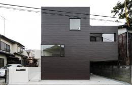 凸の家 (外観(撮影:Tomohiro Sakashita))
