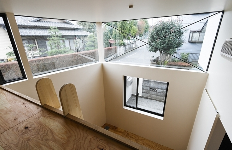 建築家:古谷清寿「凸の家」