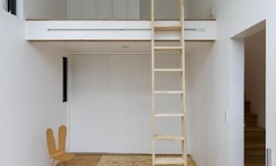 ロフト(撮影:Tomohiro Sakashita)|凸の家