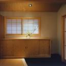 米田横堀建築研究所の住宅事例「大手町の家」