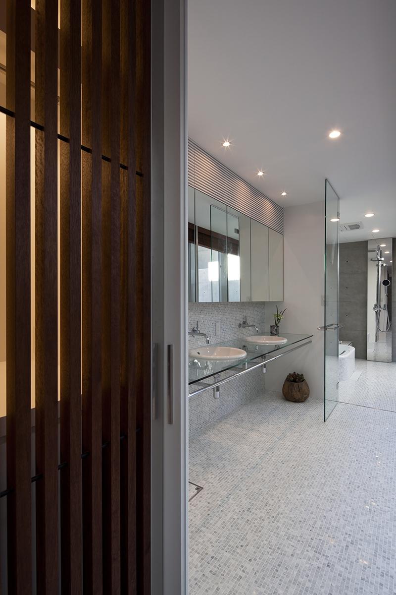 PATIOの部屋 洗面室
