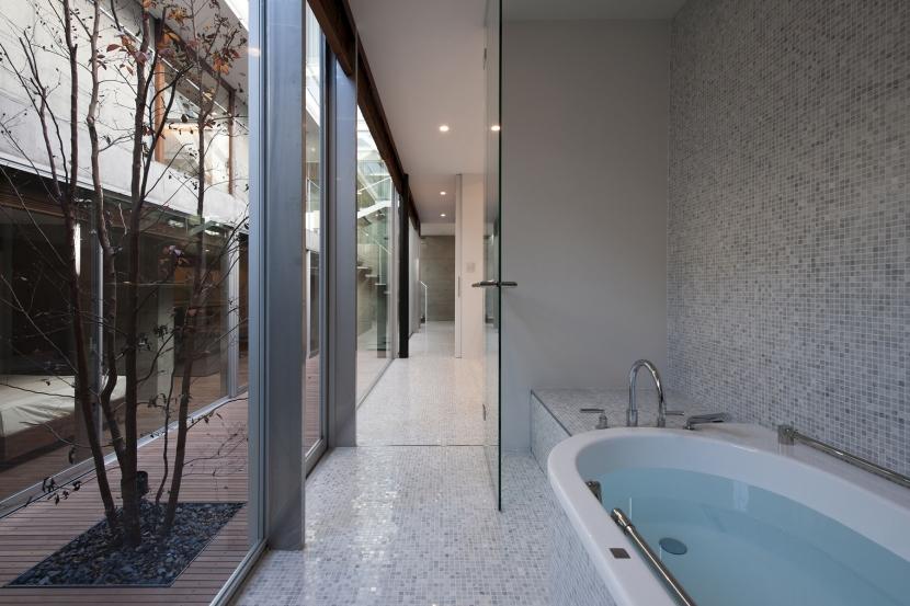 PATIOの部屋 浴室