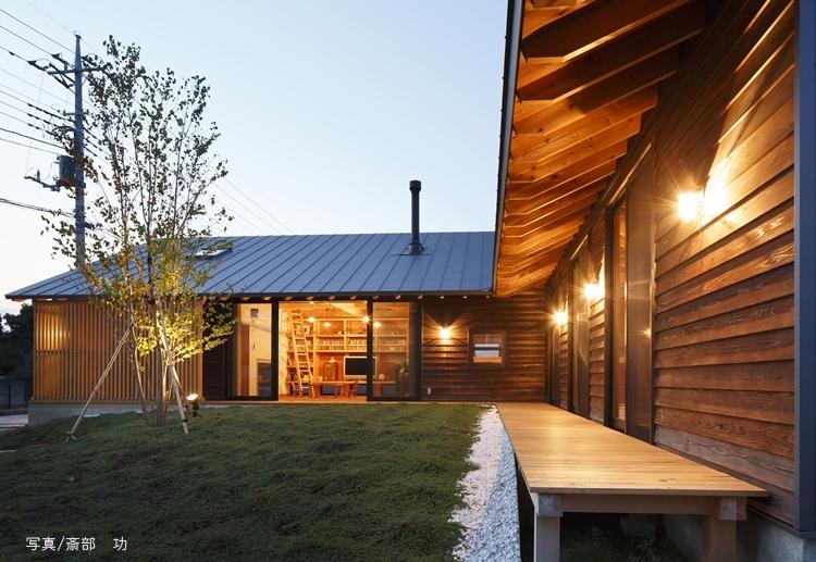 建築家:米田横堀建築研究所「つづく家」