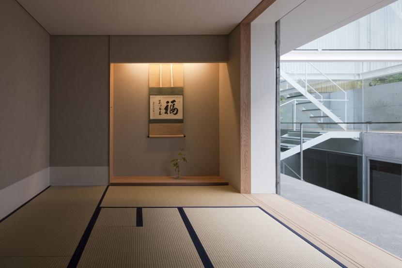建築家:矢板久明 / 矢板直子「PATIO」