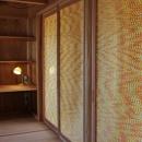米田横堀建築研究所の住宅事例「つづく家」