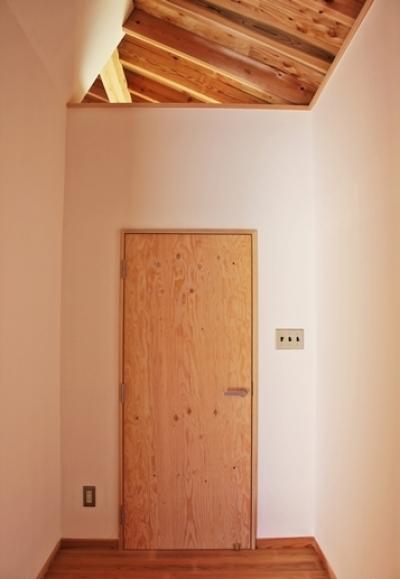 つづく家 (ドア)