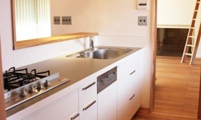 キッチン|つづく家