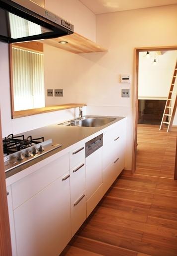 つづく家の部屋 キッチン