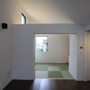 モダンなデザインの和室
