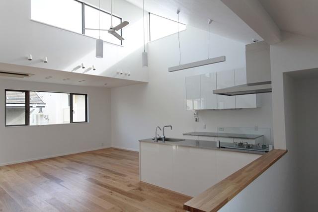 建築家:クロノグラム アーキテクトスタジオ「ハイサイドライトハウス(2)」