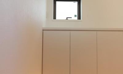ハイサイドライトハウス(2) (玄関)
