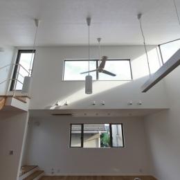 ハイサイドライトハウス(2) (主室 上部1)