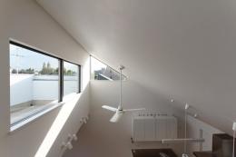 ハイサイドライトハウス(2) (主室 上部2)