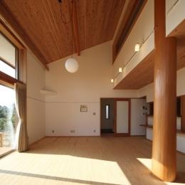 陽の家 (リビング2)