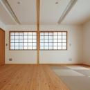 米田横堀建築研究所の住宅事例「陽の家」