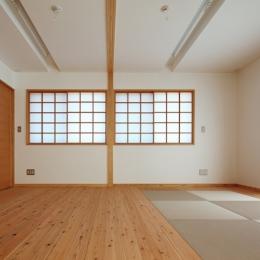陽の家-和室