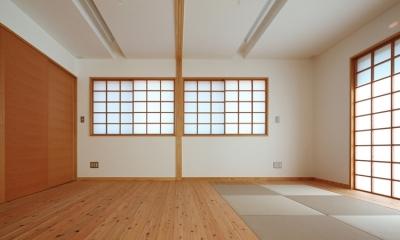 和室|陽の家