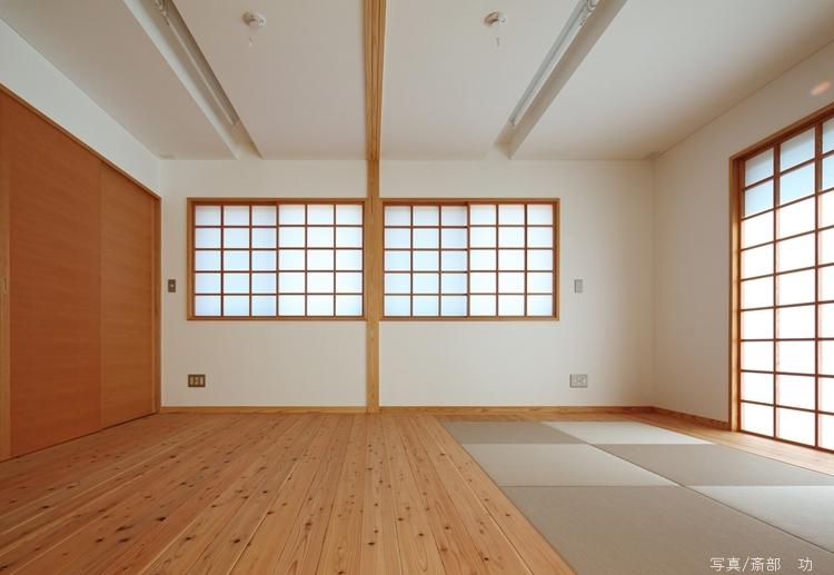 陽の家の写真 和室