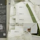 箕面建売住宅PJ_AREA 4の写真 模型写真02