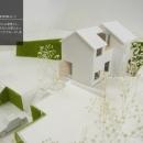 箕面建売住宅PJ_AREA 4の写真 模型写真03