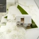 箕面建売住宅PJ_AREA 4の写真 模型写真04