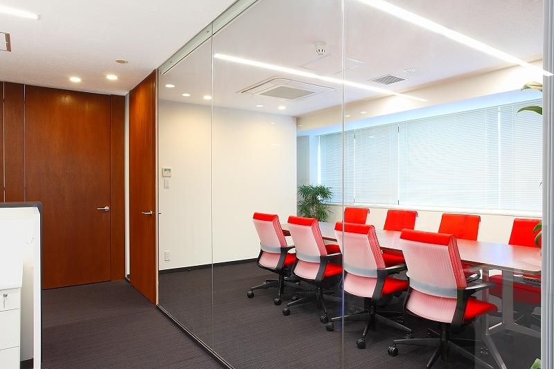 ななほし法律事務所の部屋 大会議室