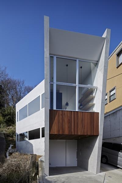 港南の住宅 (外観)