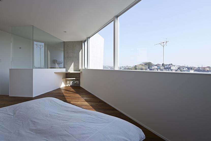 港南の住宅の写真 主寝室