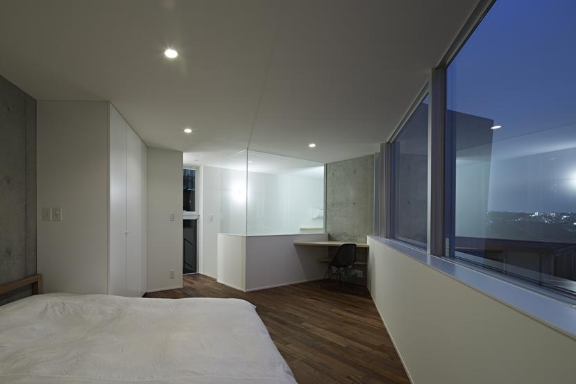 港南の住宅の部屋 主寝室