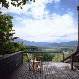 南軽井沢の家