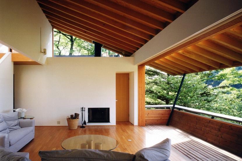 建築家:矢板久明 / 矢板直子「南軽井沢の家」