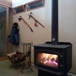 大自然の中で時間の流れを楽しむ家|那須の週末住宅
