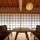 米田横堀建築研究所の住宅事例「素直な家」