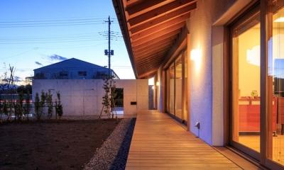 テラス|素直な家