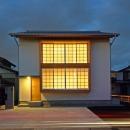 米田横堀建築研究所の住宅事例「ゆるまる家」