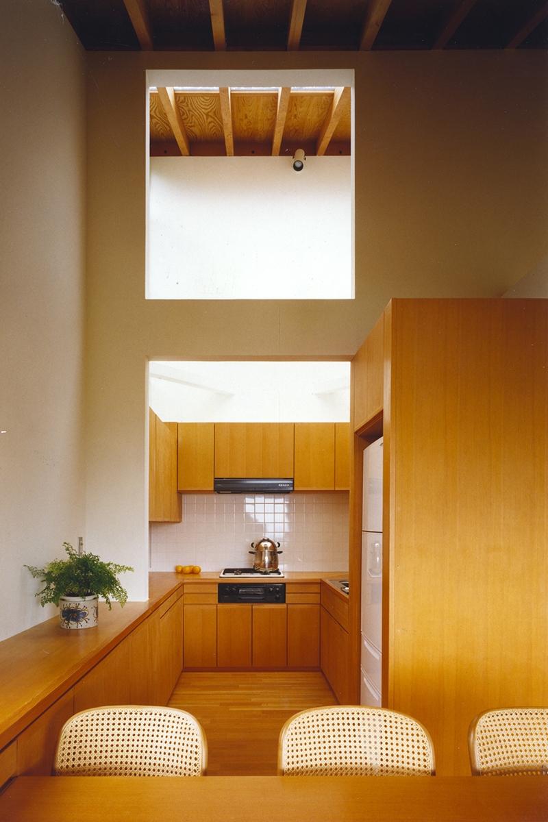 南軽井沢の家の部屋 キッチン