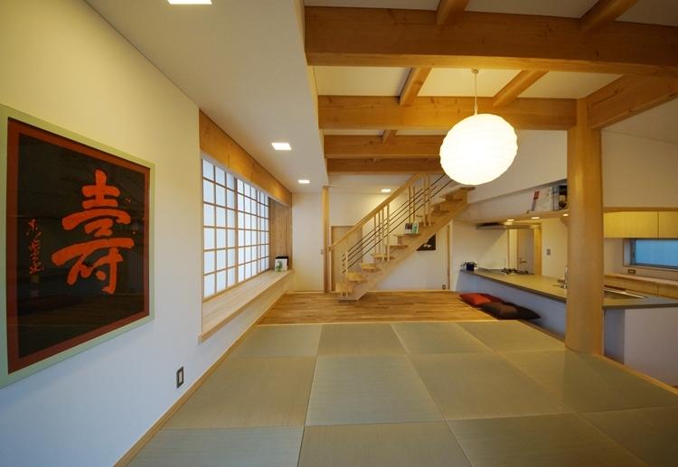 米田横堀建築研究所「ゆるまる家」
