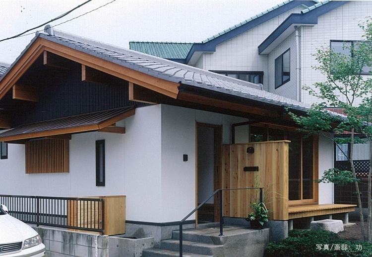 風の家の写真 外観
