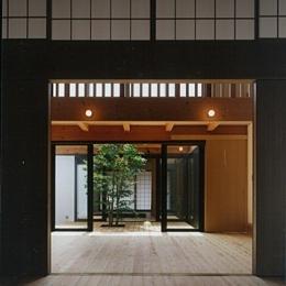 風の家 (中心に中庭2)