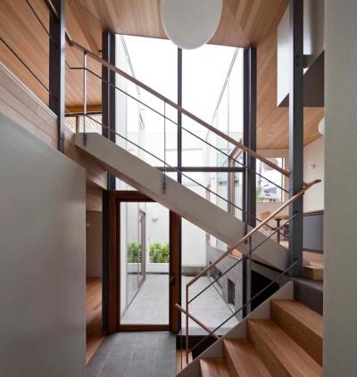 YM house (階段1)