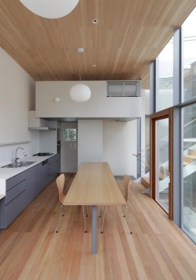 キッチン (YM house)