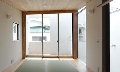 YM house (洋間1)