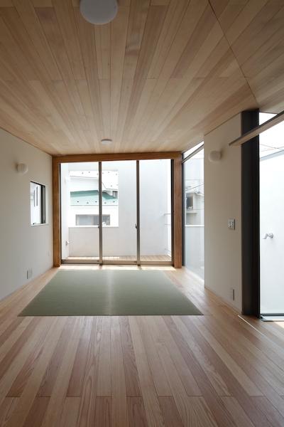 YM houseの部屋 洋間1