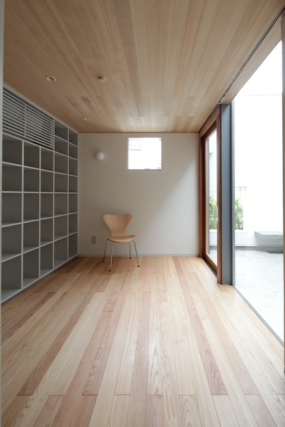 YM house (洋間2)