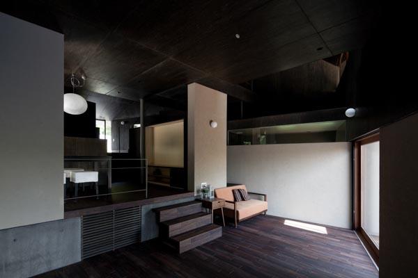 建築家:浜田幸康「Viila S」
