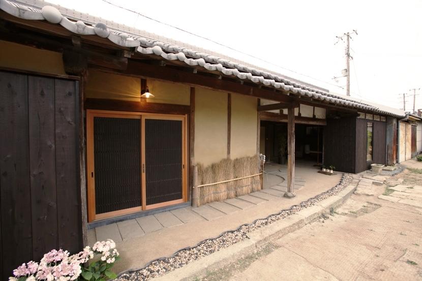 建築家:浦篤志「旧庄屋の古民家カフェ」