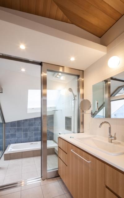 浴室 (Villa Kanon)