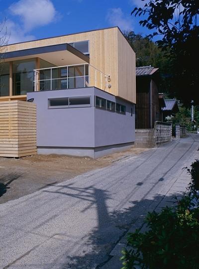前原の家 (外観2(撮影:小倉康正))