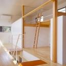 前原の家の写真 2階寝室(撮影:小倉康正)