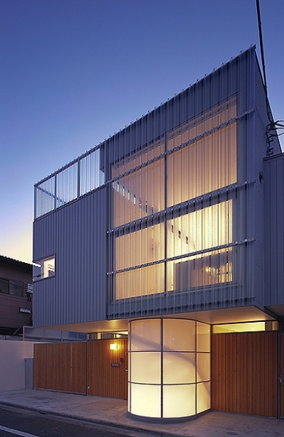 IZ HOUSE (外観3(撮影:平井広行))